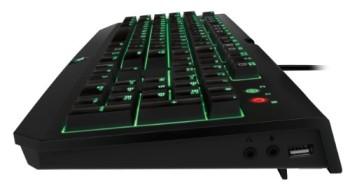 Razer BlackWidow Ultimate Mechanische Gaming Tastatur Bild im Test
